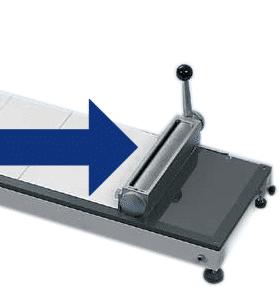 TLC spreading device-TLC-Streichgerät-120305